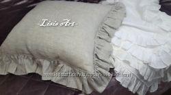 Декоративные чехлы на подушки, декоративные наволочки, подушки