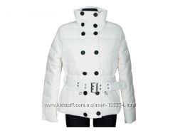 Италия, новая зимняя пуховая куртка р. М