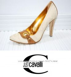 CAVALLI туфли Италия оригинал р. 36 распродажа
