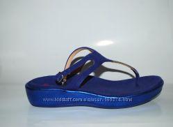 FORNARINA фиолетовые  яркие босоножки-сандалии р. 37-38