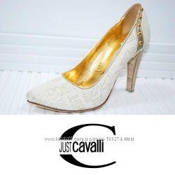 Туфли Cavalli оригинал Италия р. 40