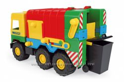 Машинки Wader серии Middle truck  в наличии