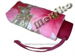 Бесплатная доставка. Мини-зонты ZEST, длина всего 16, 5 см, вес 200 грамм