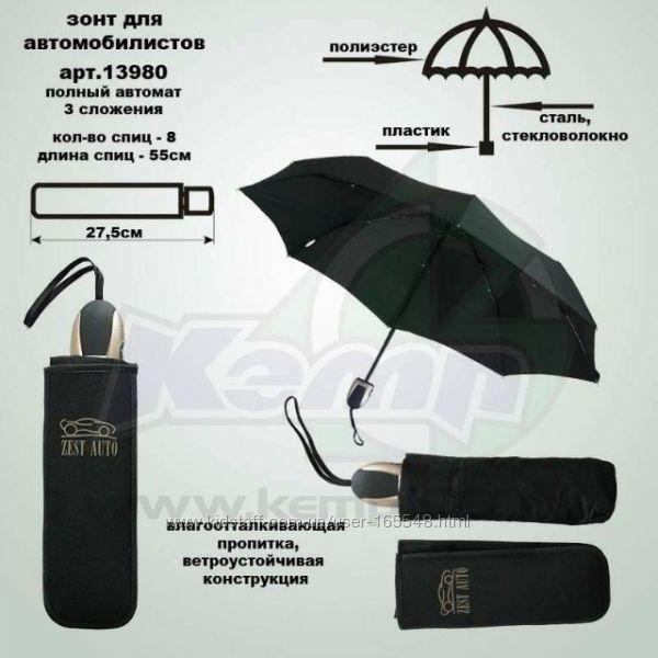 Схема сборки автоматического зонтика.