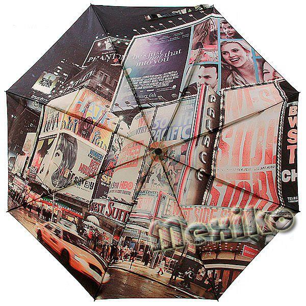 Зонты ZEST с панорамным изображением, полн. автомат,фото-принт.Цена 700 грн
