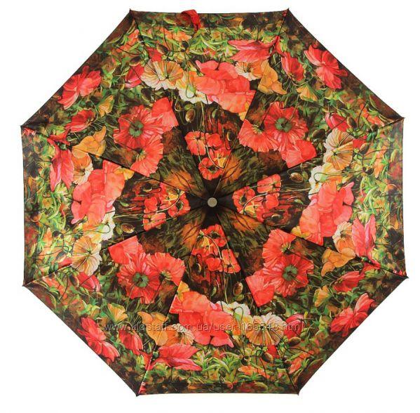 Расцветки зонтов ZEST-полный автомат-3 сложения ткань Сатин. Цена 900 грн.