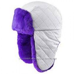 Яркая шапка ушанка Climaproof adidas. Оригинал.