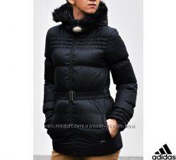 Новое пуховое пальто ТМ Adidas. Оригинал.