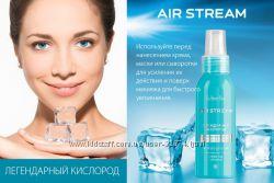 Спрей-лед увлажняющий для лица Air Stream Легендарный Кислород