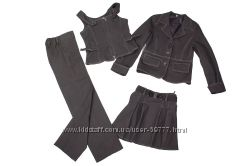 Нарядная, повседневная и школьная одежда для детей - min ставка