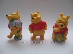 игрушки из киндер-сюрпризов. Обновила