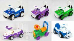 Машинки- каталки Орион по доступным ценам