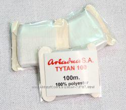 Нитки для вышивания бисером Ariadna Tytan 100