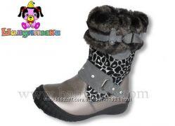 Зимняя обувь Шалунишка