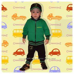Линия одежды Baby sport от ТМ Спиногрыз