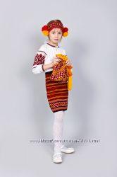 Костюм-вышиванка вишиванка в украинском стиле  Репейник счастья