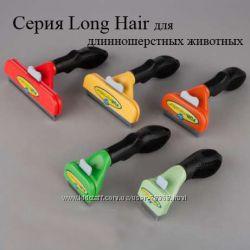 Фурминатор FURminator Сlassic, Long Hair. Забудьте о лишней шерсти
