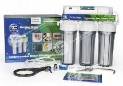 Фильтр для питьевой воды система под мойку не осмос