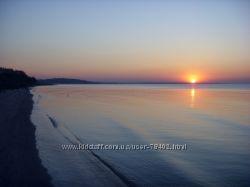 Земля на Азовском море.