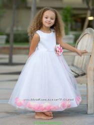 Скидки на платья для девочек