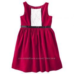 Нарядное красное платье Cherokee