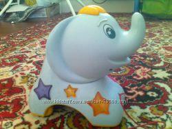 molto слон-каталка распродажа