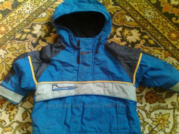куртка деми лыжная монтекар