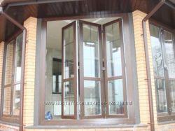 Окна и двери металлопластиковые, ремонт окон