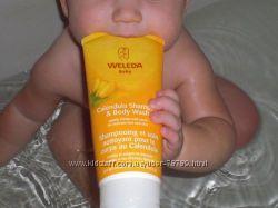 Weleda Германия - Здоровая кожа малыша - более 6 лет доверия и 1000 отзывов