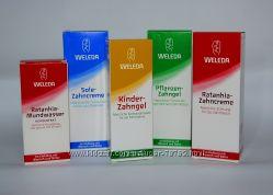 WELEDA Германия - Зубная натуральная органическая паста