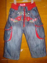 Продам штанишки на флисе 92р.