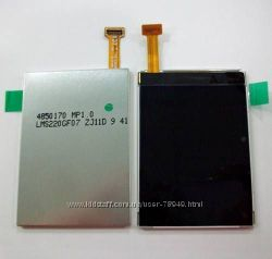 Дисплей, экран Nokia X3- 02 C3- 01 C3- 02 asha 300 206 303202.