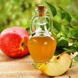 Яблочный уксус домашний на меду 1 л