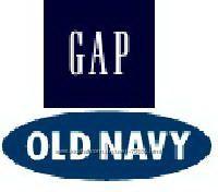 OLD NAVY минус 30, GAP минус 25, GAPFACTORY минус 10 от цены на сайте
