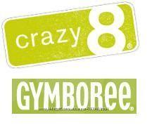 Carters минус 20, Gymboree минус 20, Crazy8 минус 13 от цены на сайте