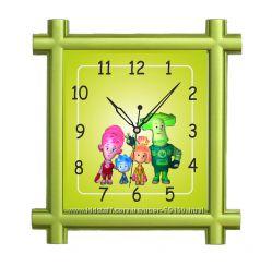 Часы Фиксики