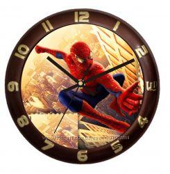 Часы  настенные Человек паук  и еще много других