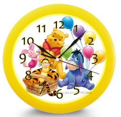 Часы Вини и его друзья