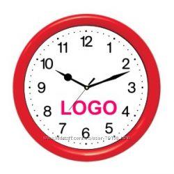 Часы с вашим логотипом от 1шт до 5000тыс.
