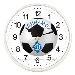 Часы для фанатов футбола
