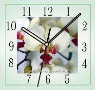 Часы с рисунком, фото, изображением