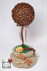 Ароматные кофе-деревья