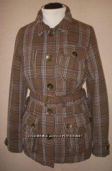 Короткое пальто Activewear р. 46-48 шерсть 50