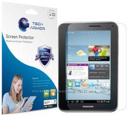 3 защитных пленки для Samsung Galaxy Tab 2. 7. 0