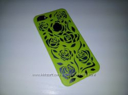 Яркие чехлы для  iphone 5-5S