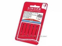 Иглы SINGER бытовые специальные для кожи