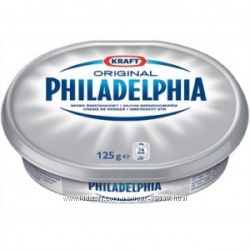 Сливочный сыр Филадельфия Акция