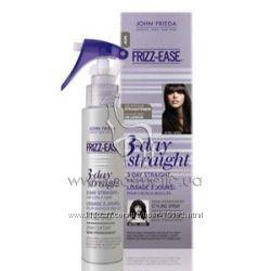 Выпрямляющий спрей для волос John Frieda