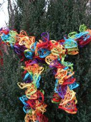 Шикарные шарфы ручной работы