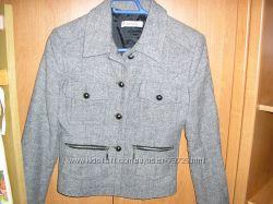 костюм шерстяной и коттоновый пиджак, 36 разм 100грн